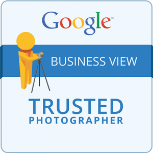 google virtual tour trusted photographer