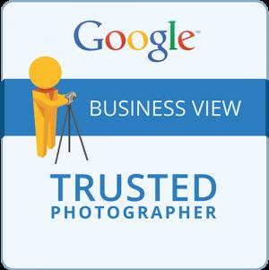 google virtual tour trusted photographer