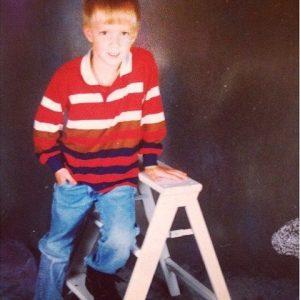 mac frederick growing up