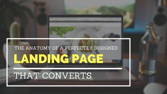 landing pages that convert blog
