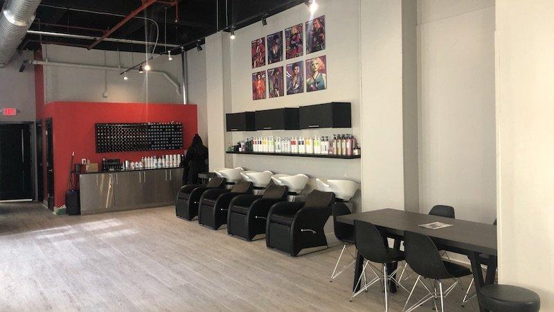 Odyssey Hair Studio salon
