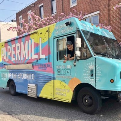 papermill food truck
