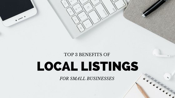local listings for small businesses