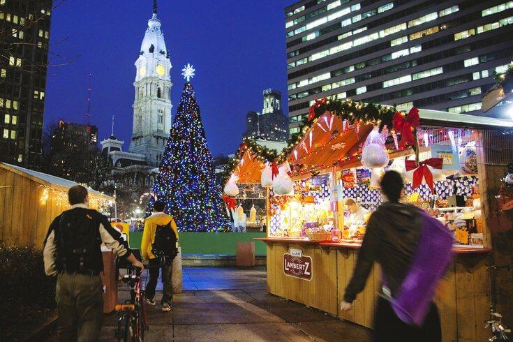 Amazing Light christmas villafe