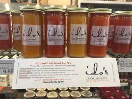 Chef Ido's Finishing Sauces & Jalma Farms