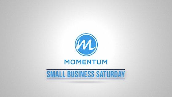 small business saturday momentum