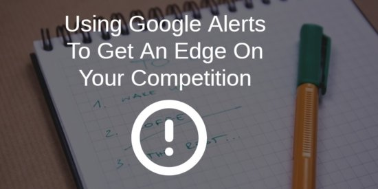 alerts for seo