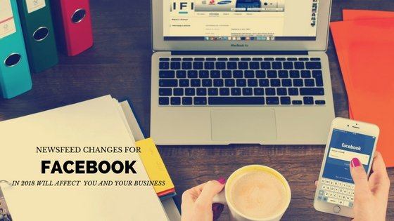 facebook news feed changes in 2018