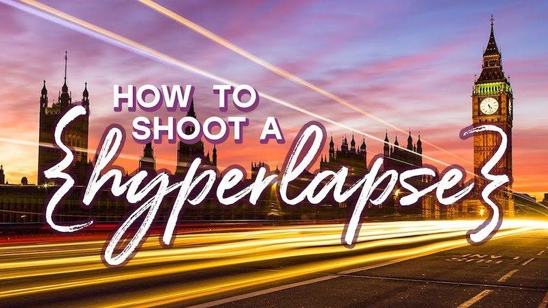 video hyperlapse