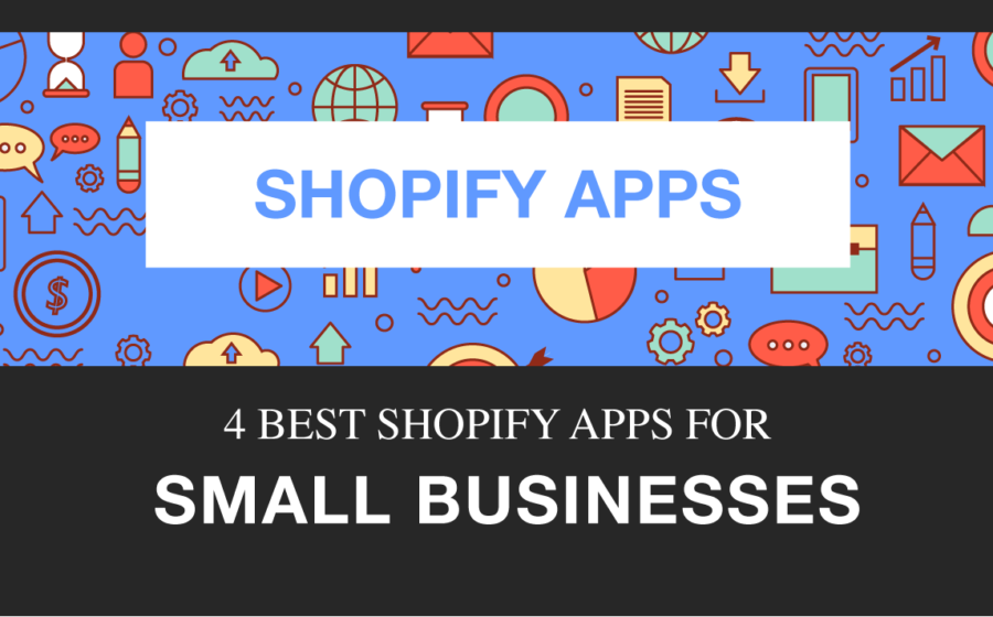 4 best shopify apps