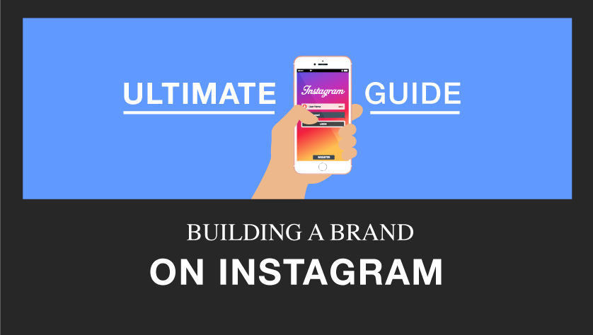 build a brand on instagram