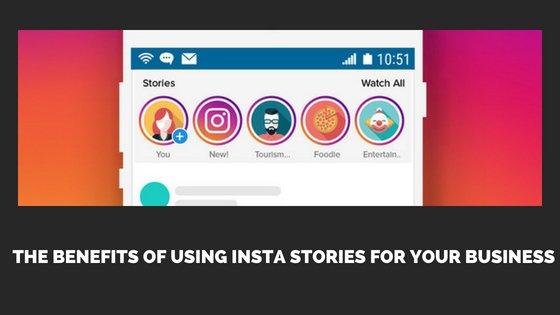 benefits of instagram stories