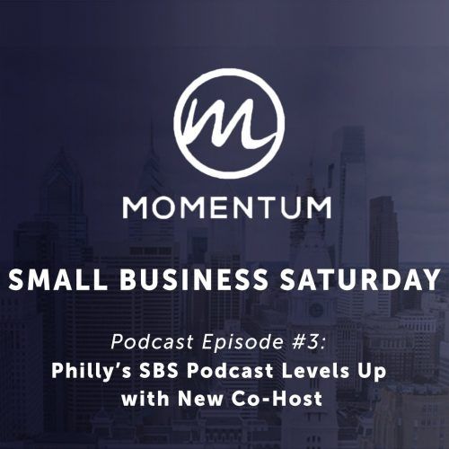 Launch of Small Business Saturday Philadelphia Marketing Podcast