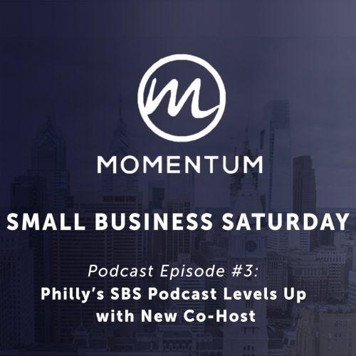 Launch of Small Business Saturday Philadelphia Marketing Podcast