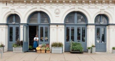 Riverwards Produce Marketing small business saturday