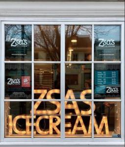 Zsa's - Small Business Saturday