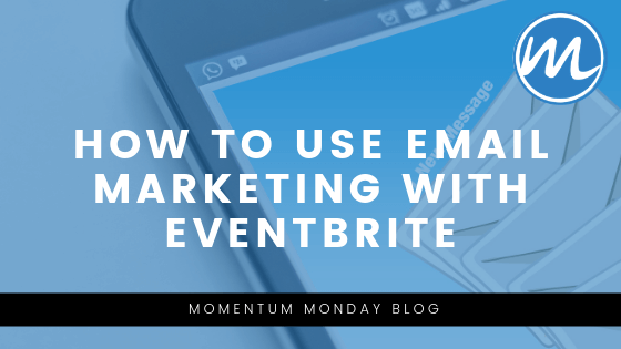 email marketing with eventbrite