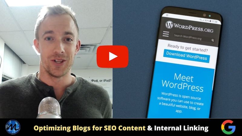 Optimizing Blogs for SEO Content