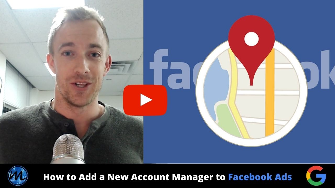 How to Add A New Account Manager to Facebook Ads