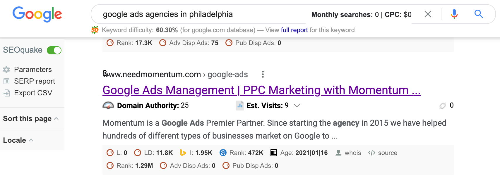 google ads agencies in philadelphia