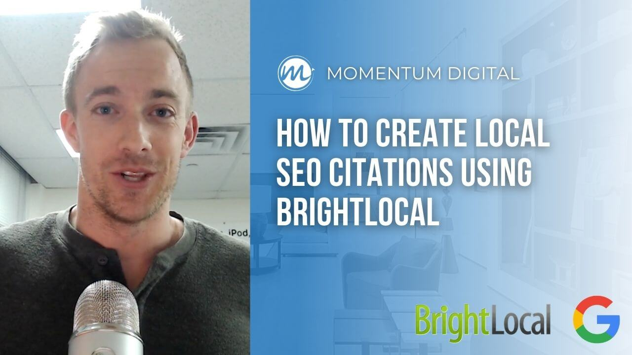 How to Create Local SEO Citations using BrightLocal