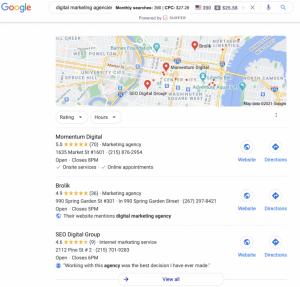 Best Digital Marketing Agencies in Philadelphia