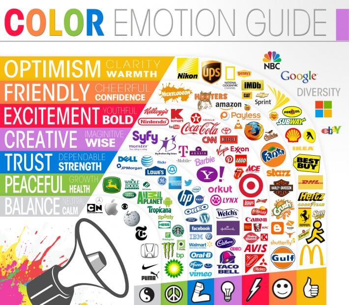 color guides for branding