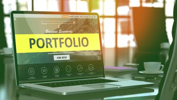 digital marketing internship portfolio